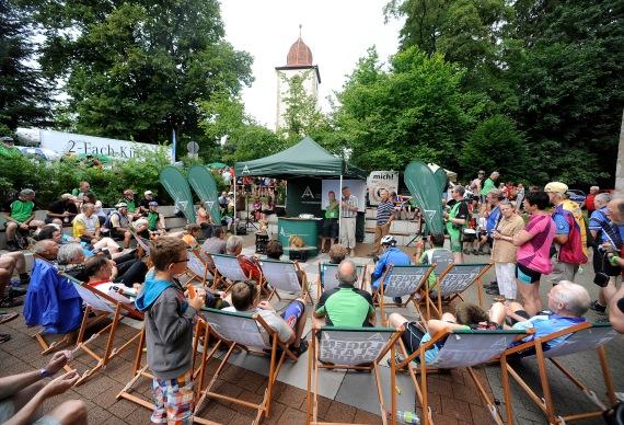 Tag 4: Schloss Rechenberg (Foto: Werner Kuhnle)