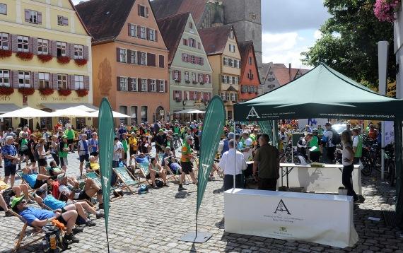 Tag 4: Dinkelsbühl (Foto: Werner Kuhnle)