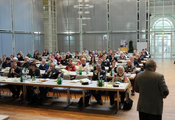 """""""Tag der Biowissenschaften"""" im Haus der Wirtschaft in Stuttgart"""