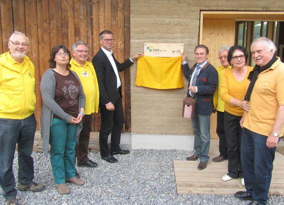 Eröffnung Casa Mellifera