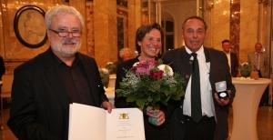 Verleihung Staufer-Medaille