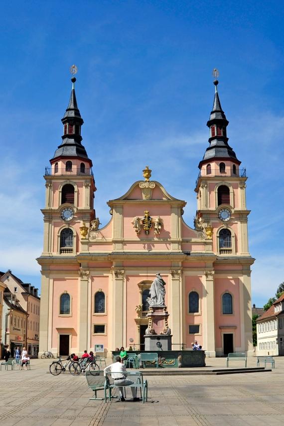 Ev. Stadtkirche - Foto: Peter Albig